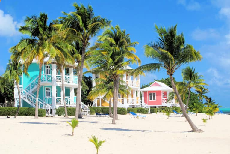 Why Are Beach Houses Colorful?