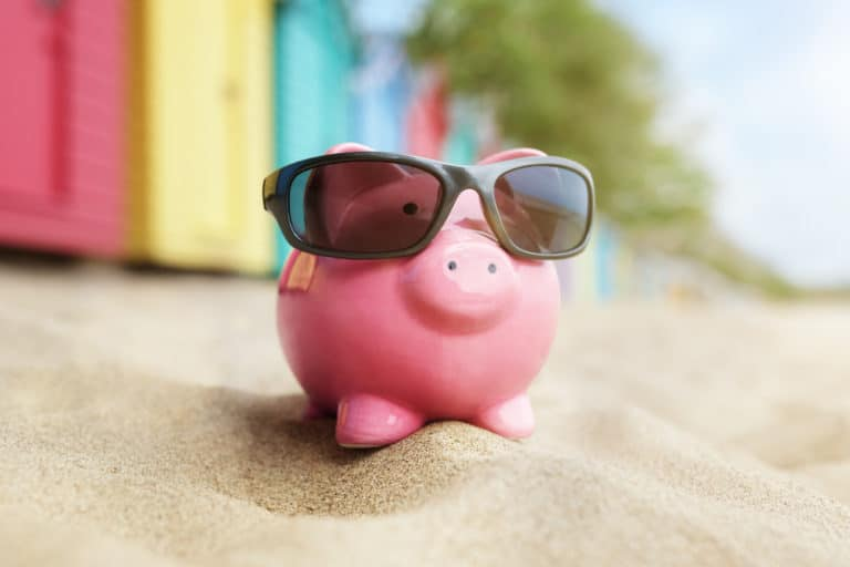 How Do You Move to the Beach with Little Money?