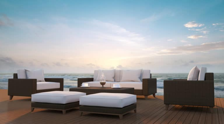 Best Outdoor Furniture For A Beach House