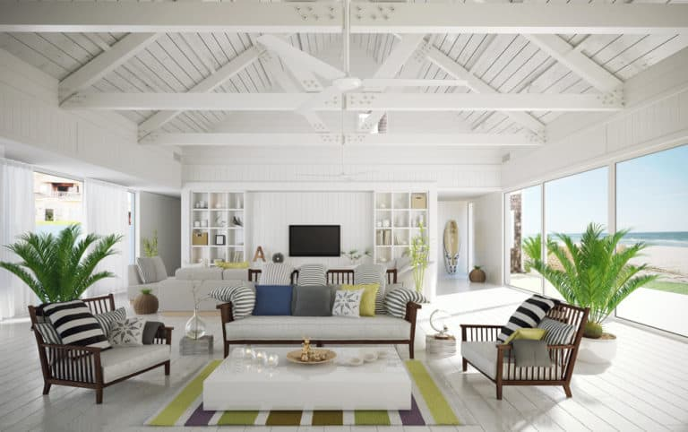 What Is The Best Furniture For A Beach House?