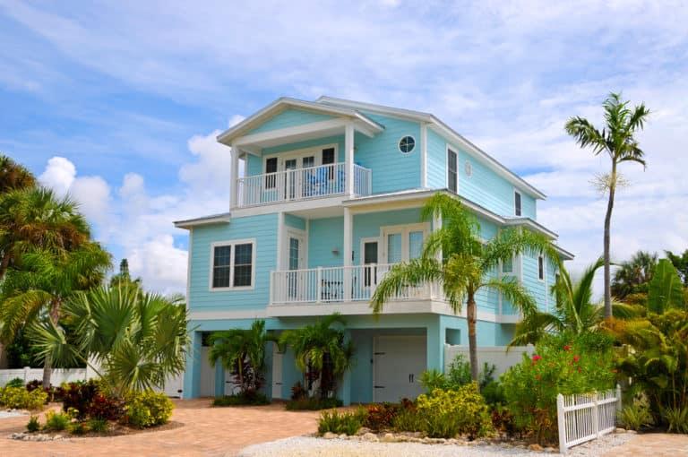 Why Do Beach Houses Have Wood Siding?